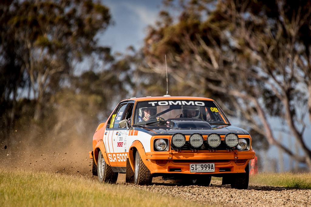 2018 Subaru Rally Tasmania