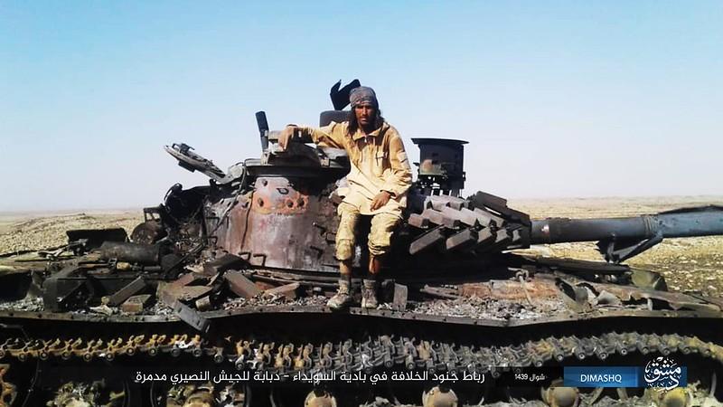 SARAB2-T72-destroyed-by-isis-suweida-c2018-sh-1