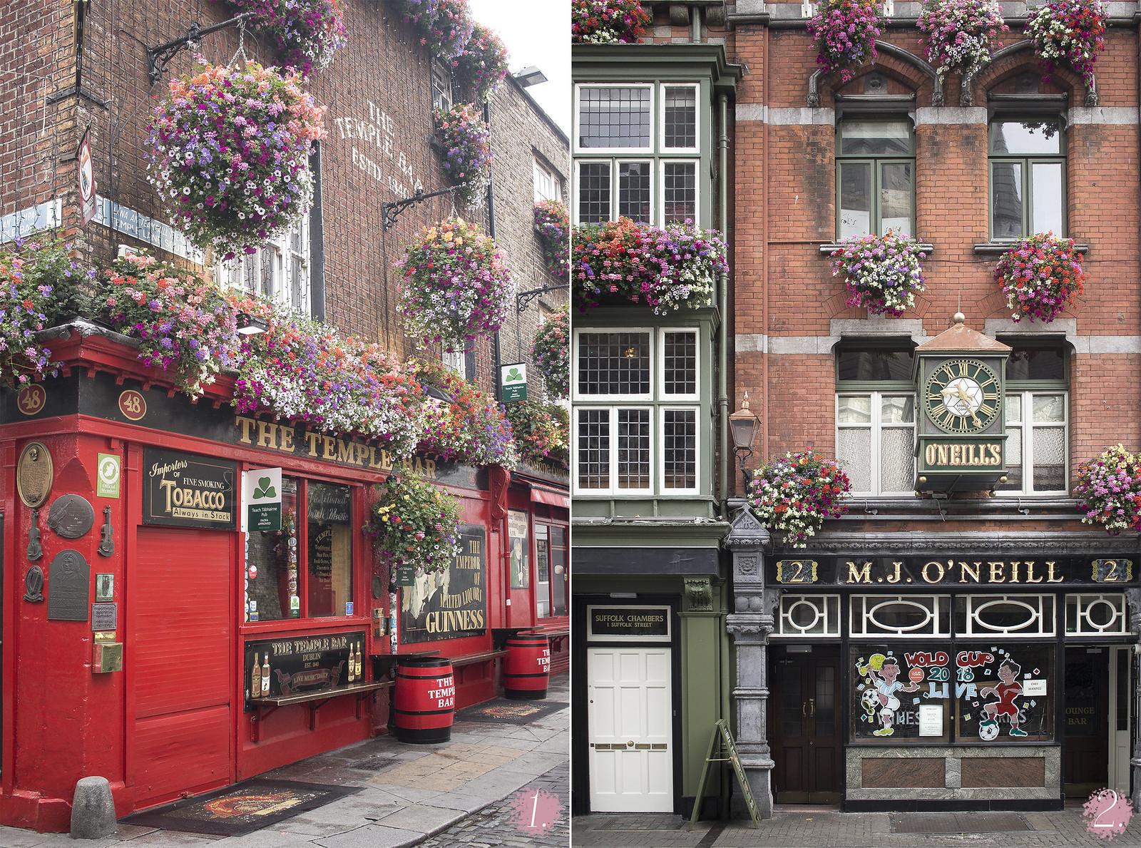 The 10 Prettiest Pubs in Dublin