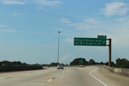 Alabama I165sb Exit 1B