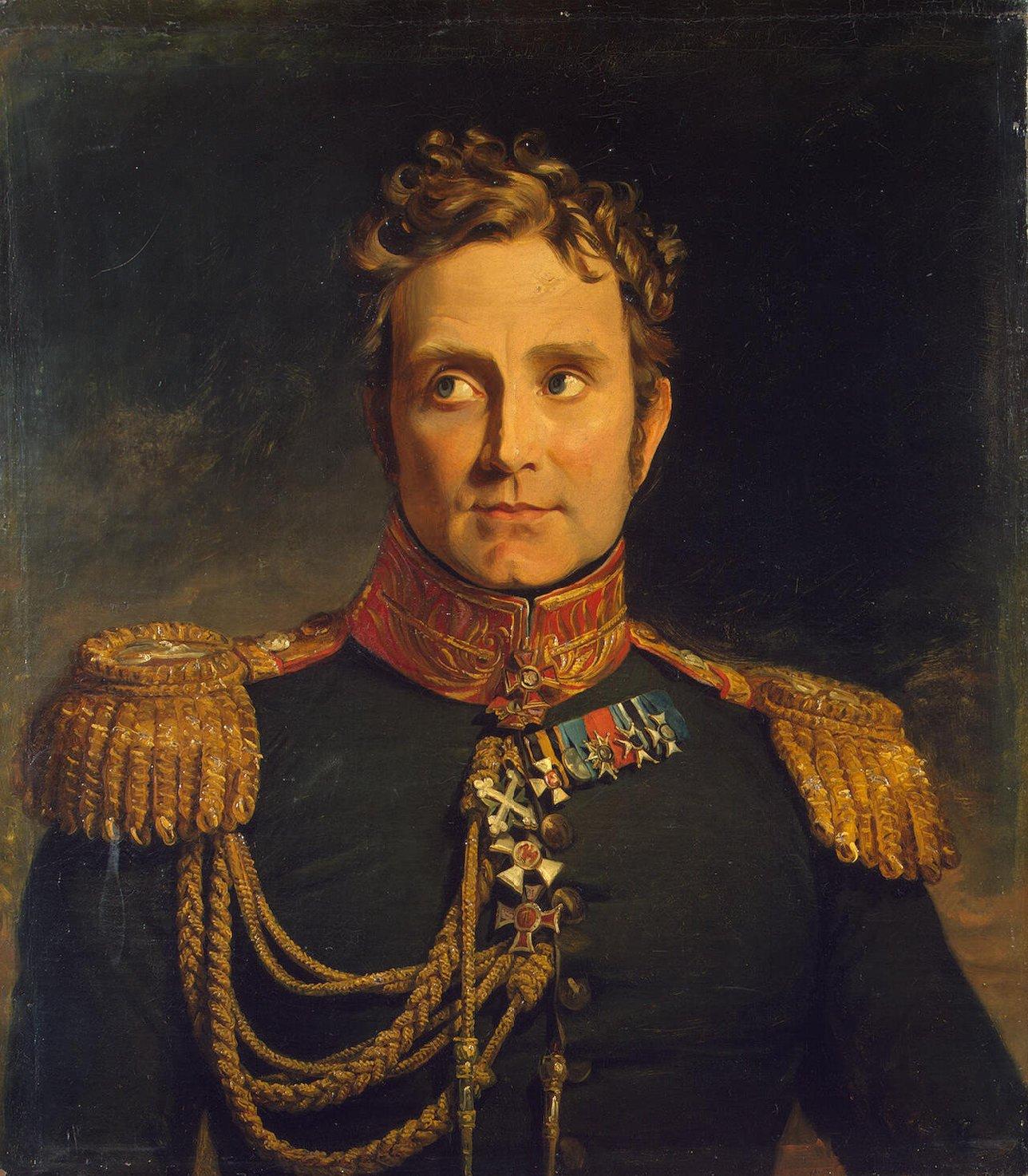 Мишо, Александр Францевич
