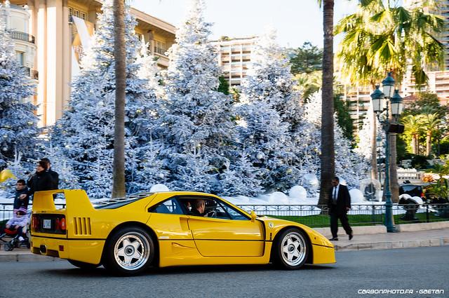 Ferrari F40, Nikon D90, AF-S DX VR Zoom-Nikkor 16-85mm f/3.5-5.6G ED