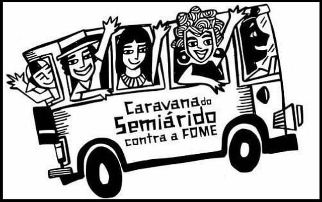 Caravana que denuncia volta da fome parte de Caetés nesta sexta (27)