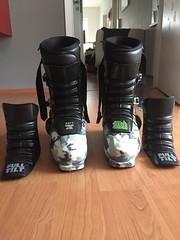Freestyle lyžáky FullTilt, vel. 45 - titulní fotka