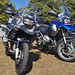 Pair of BMW 1200 Gs bikes