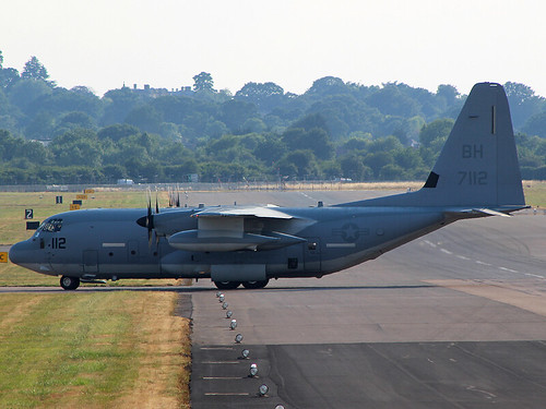 167112 BH KC-130J Northolt 14-07-18