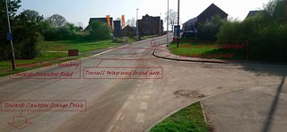 20180420-G2_Trussell Way (was dead end - Now extended southwards)_Anotated
