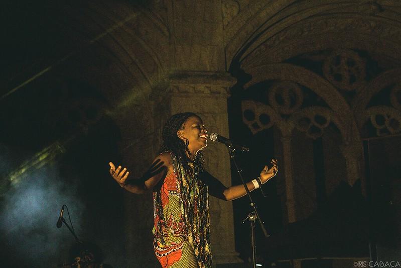 Selma Uamusse @ Belém Art Fest 2018