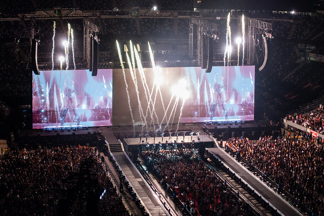 Jay-Z & Beyoncé : On The Run II – MetLife Stadium, East Rutherford (2018)