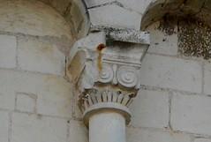 Preuilly-sur-Claise (Indre et Loire), abbatiale St-Pierre - Photo of Charnizay