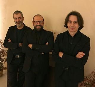 Dino Plasmati Hammond Trio
