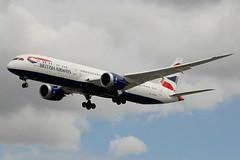 G-ZBKH | Boeing 787-9 Dreamliner | British Airways