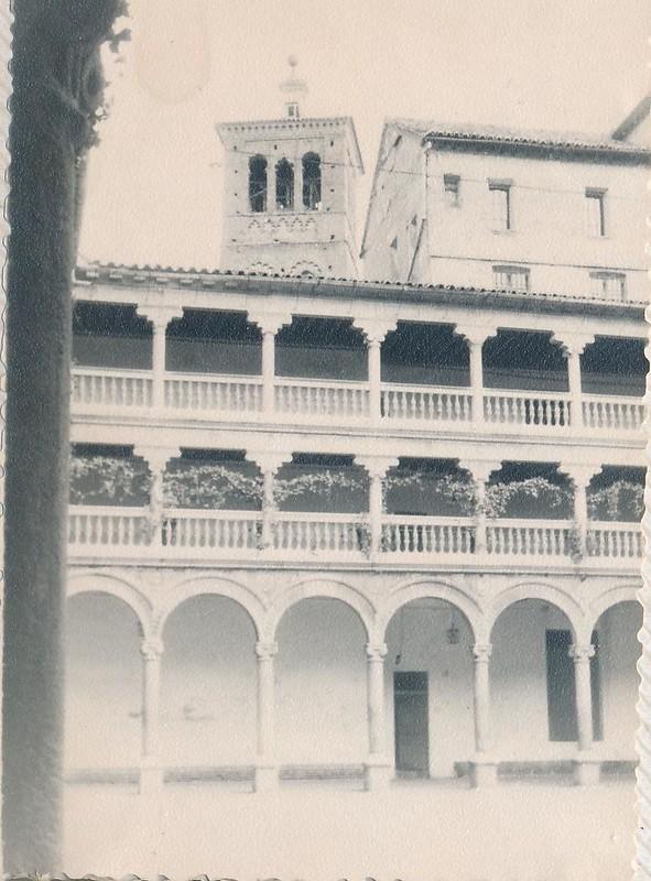 San Pedro Mártir en 1962. Fotografía de Julián C.T.