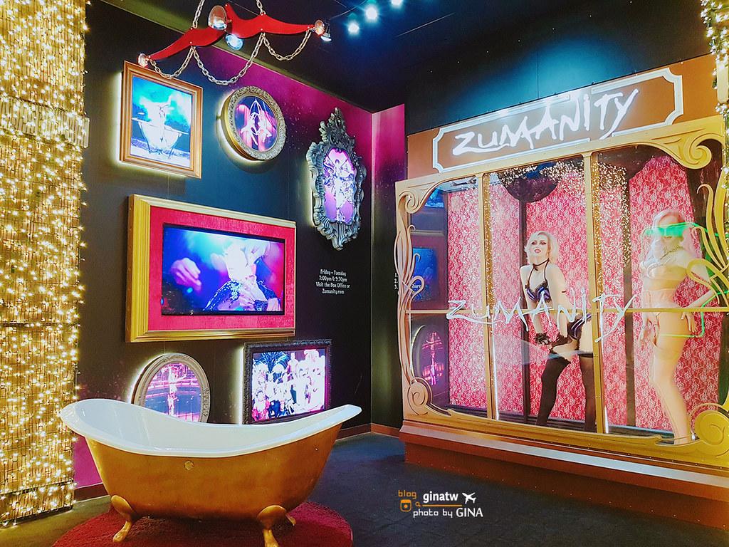 【拉斯維加斯表演秀】18禁Zumanity成人秀(人類動物園)展現人類最初的慾望 @GINA環球旅行生活|不會韓文也可以去韓國 🇹🇼