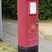 GR VI Pillar Box, Bletchley Park. MK3