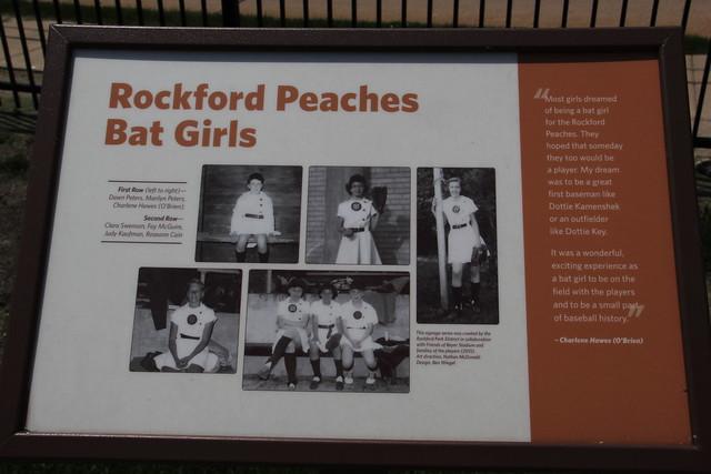 Peaches bat girls