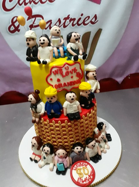Cake by Mildred Albania Parallag