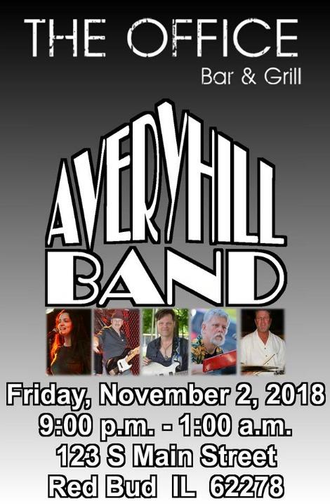 Avery Hill 11-2-18