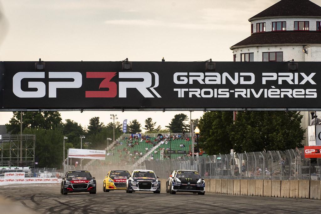Grand Prix in Trois-Rivières
