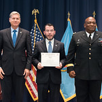 Fri, 07/27/2018 - 14:32 - On July 27, 2018, the William J. Perry Center for Hemispheric Defense Studies hosted a graduation ceremony for its 'Defense Policy and Complex Threats' and 'Cyber Policy Development' programs. The ceremony and reception took place in Lincoln Hall at Fort McNair in Washington, DC.