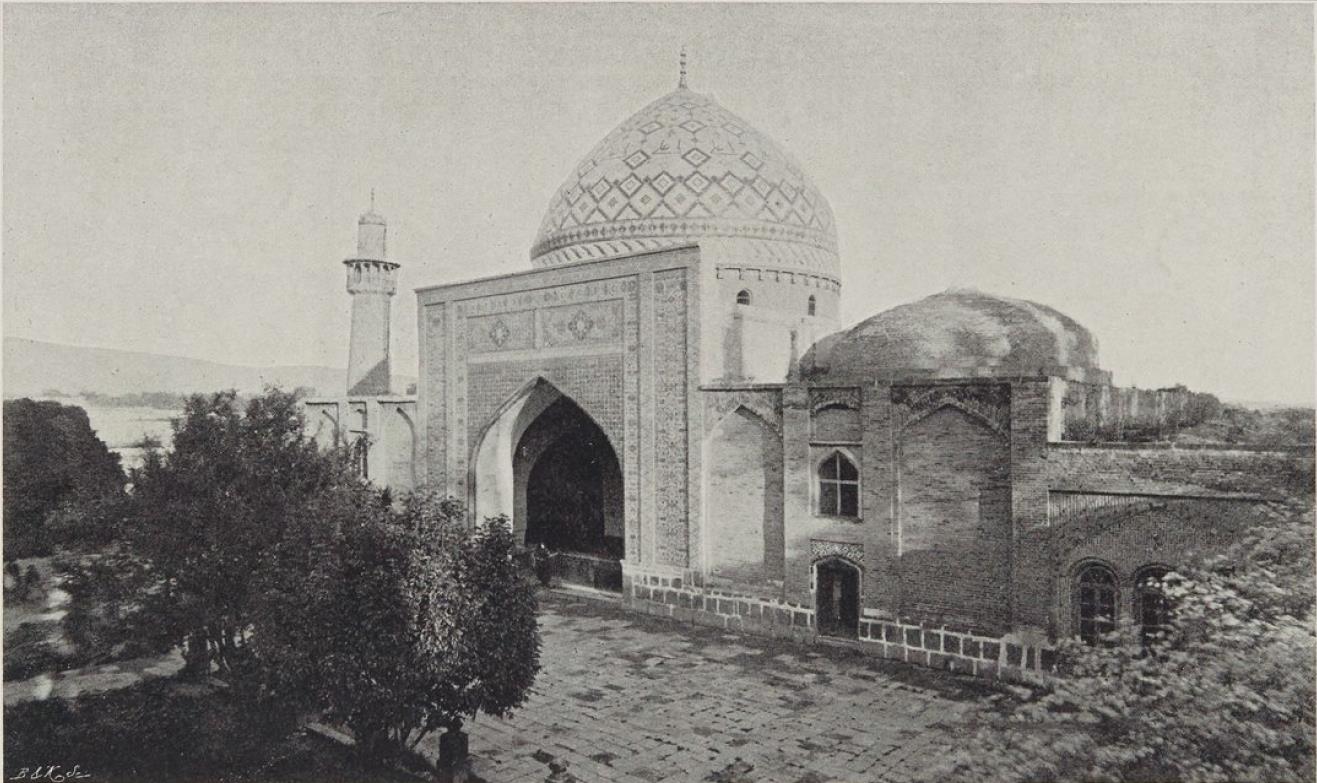 24. Эривань. Голубая мечеть