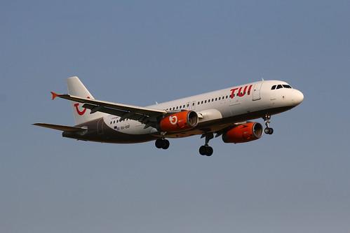 SX-SOF Airbus A320-232 TUI Airlines Belgium
