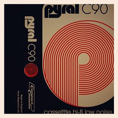 Cassettes: Pyral Hi-Fi Low Noise C90