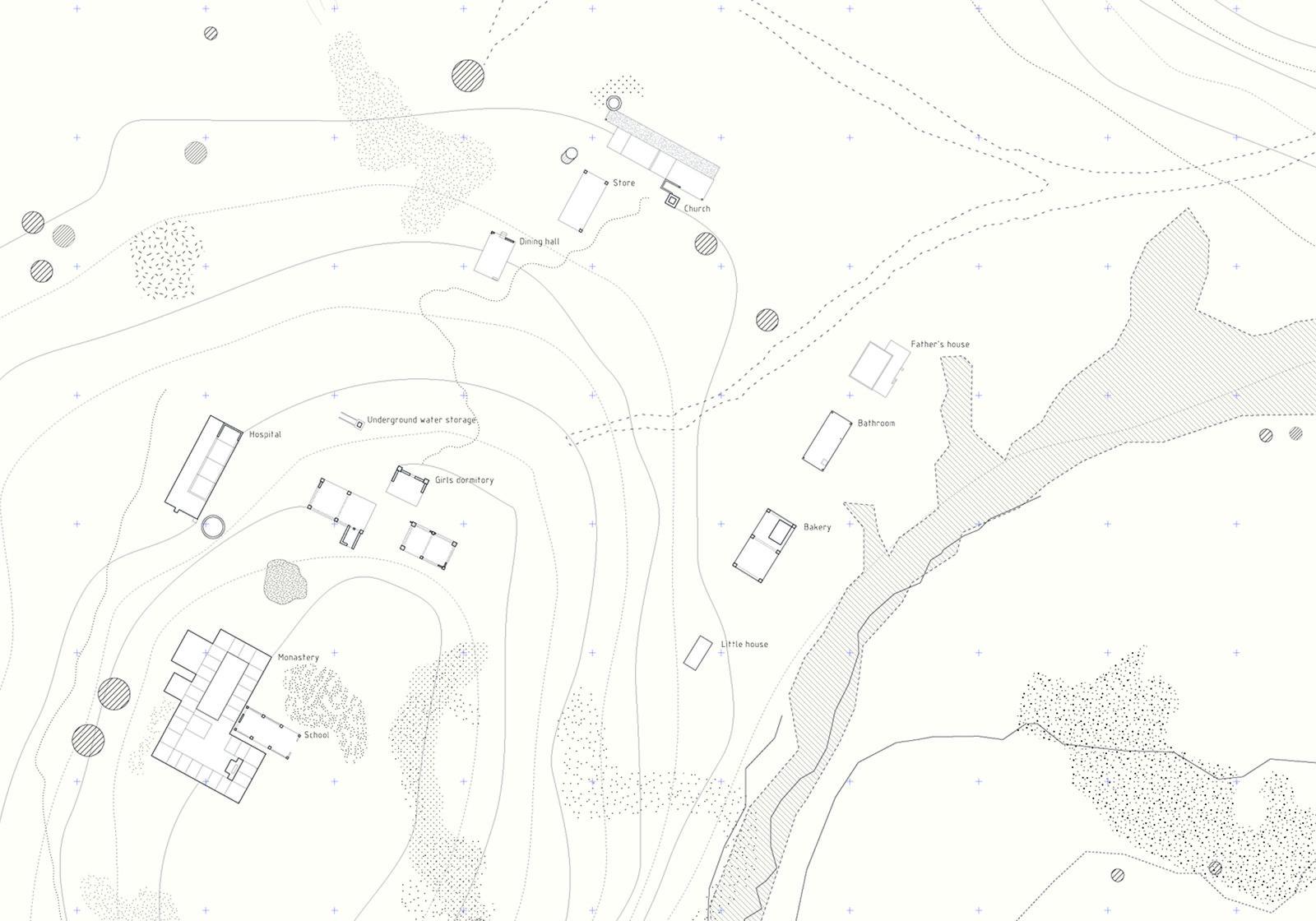 Old Balgo Mission, Tanami Desert