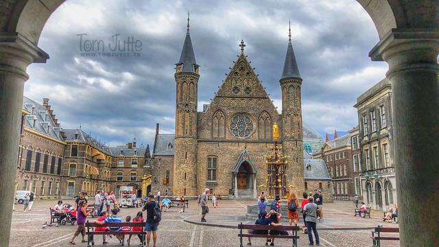 Ridderzaal, Binnenhof, Den Haag, Netherlands - 1583