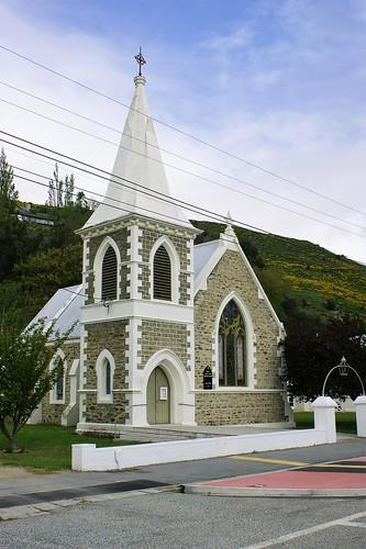 Teviot Union Parish Church (c.1880)