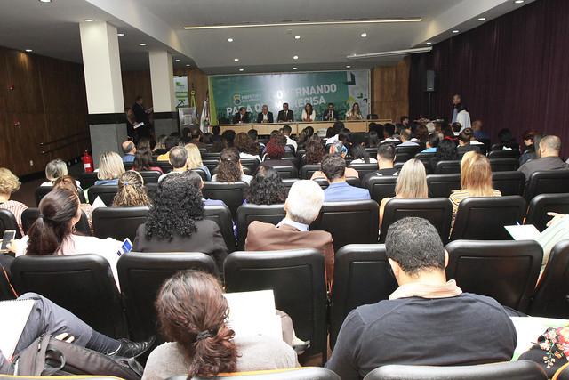 1º Seminário Municipal de Parcerias de Belo Horizonte
