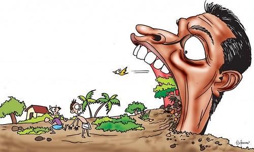 संकट में किसान