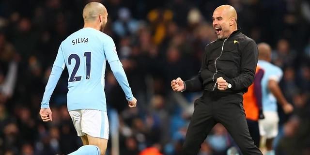 David Silva Mungkin Cabut Dari Manchester City Dua Tahun Lagi