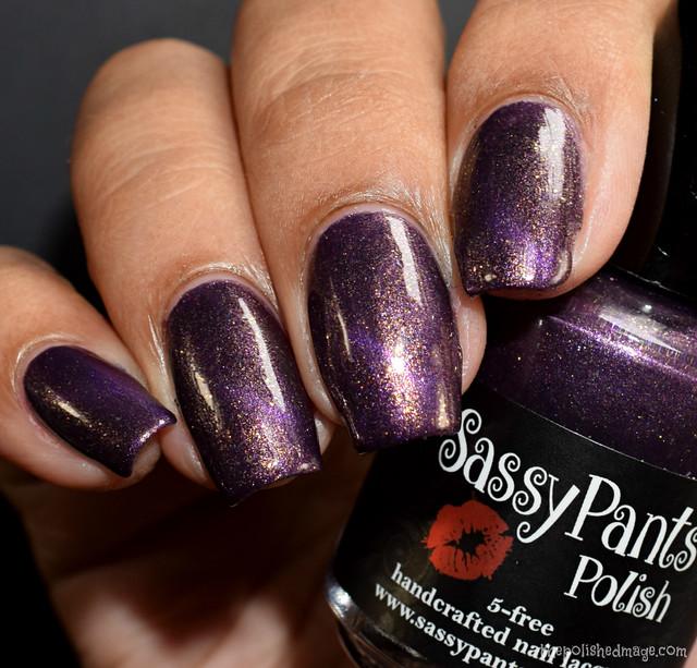 sassy pants polish magic carpet 4