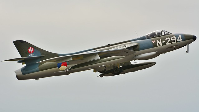 Hawker Hunter F.6 XF515 G-KAXF