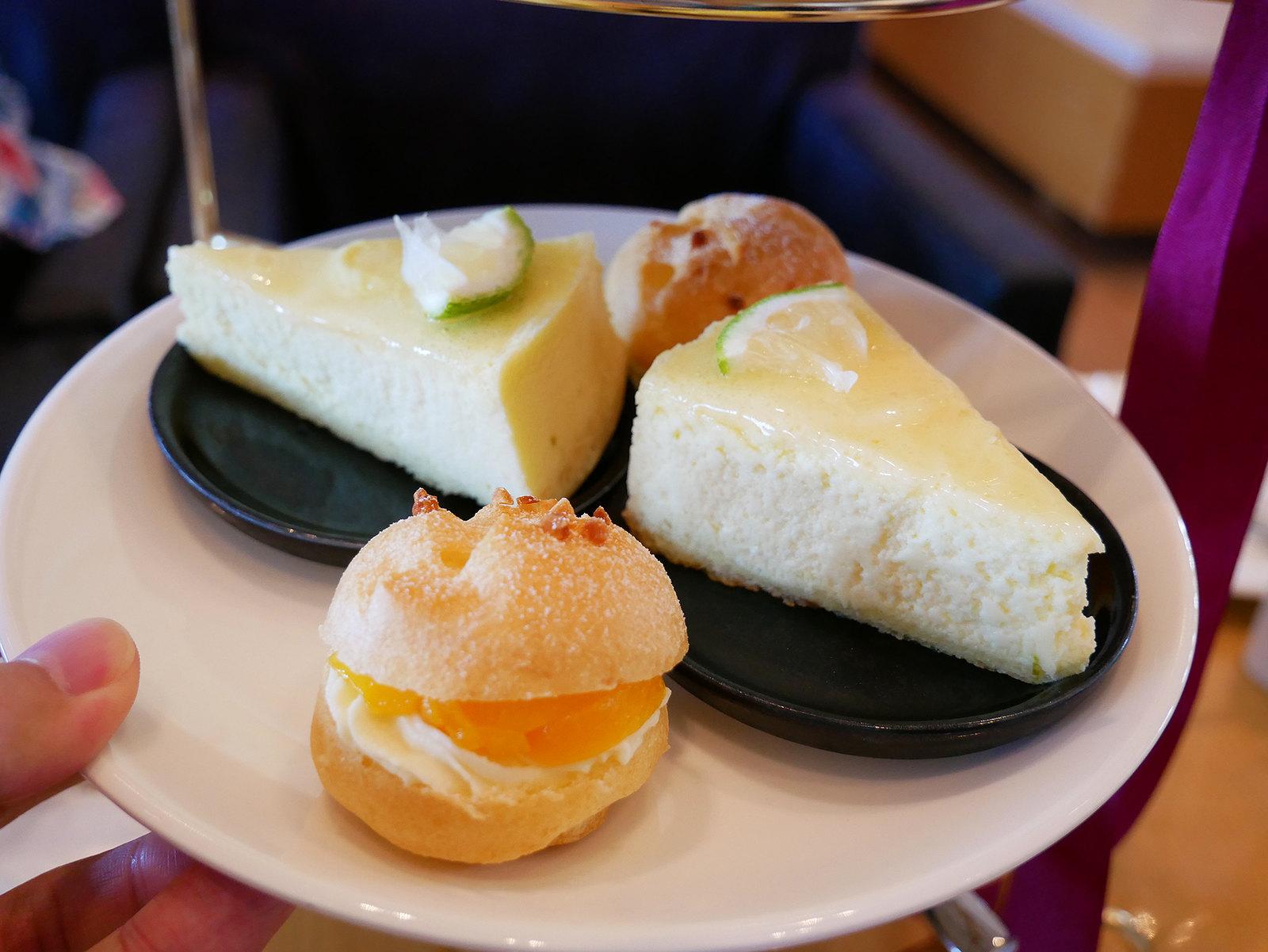 礁溪老爺酒店 醴泉大廳酒吧 三層下午茶