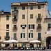 Piazza Anfiteatro at Lucca