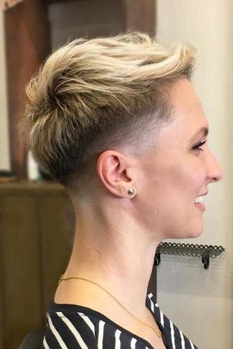 LATEST UNDERCUT FADE HAIRSTYLES FOR BOLD WOMEN TO AMAZE YOUR FRIENDS 1