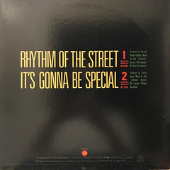 PATTI AUSTIN:RHYTHM OF THE STREET(JACKET B)