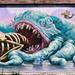 Street art by Bungle CED, Toul by Meino NL
