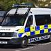 Kent Police VW Crafter GK16 JYL