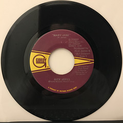RICK JAMES:MARY JANE(RECORD SIDE-A)
