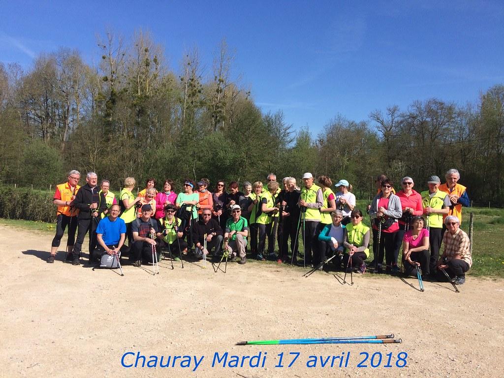# Marche Nordique Chauray