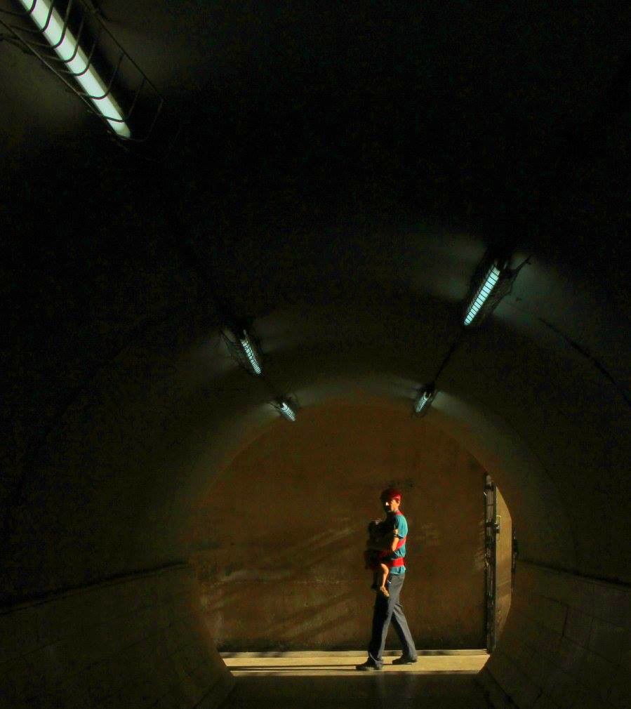 Cairo tunnels make pedestrian life easier