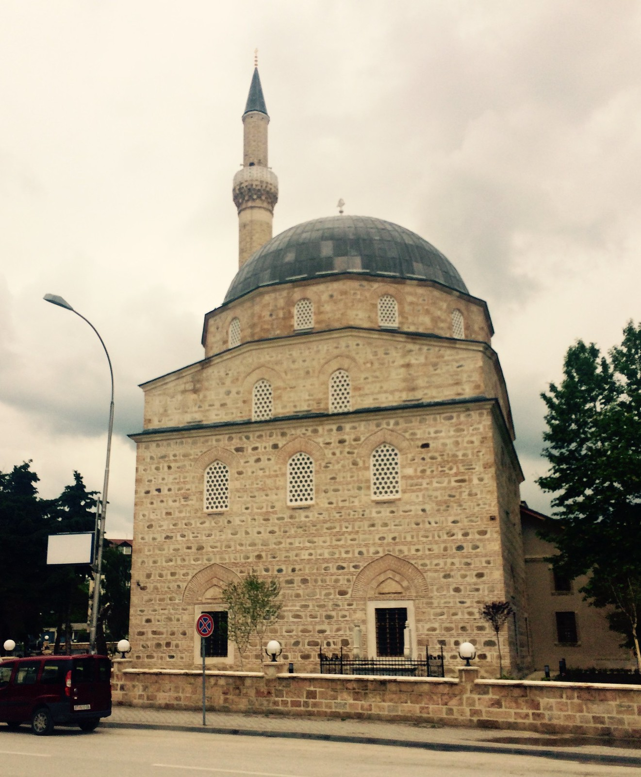 201705 - Balkans - Yeni Mosque - 30 of 40 - Bitola, May 27, 2017