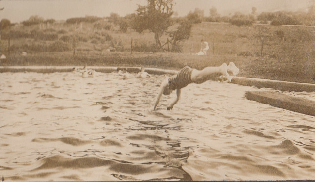 Swimming Pool, Deerpark, 1920s