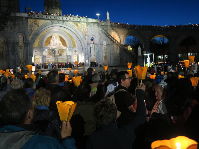 Lourdes 2018 : mercredi 18 avril