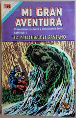 Swamp Thing Mexico