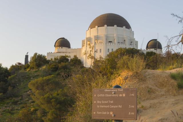 Observatory Hiking Trails
