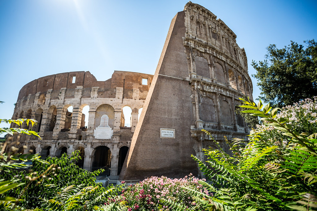 Colisee, landscape during the 2018 European Rally Championship ERC Rally di Roma Capitale,  from july 20 to 22 , at Fiuggi, Italia - Photo Thomas Fenetre / DPPI